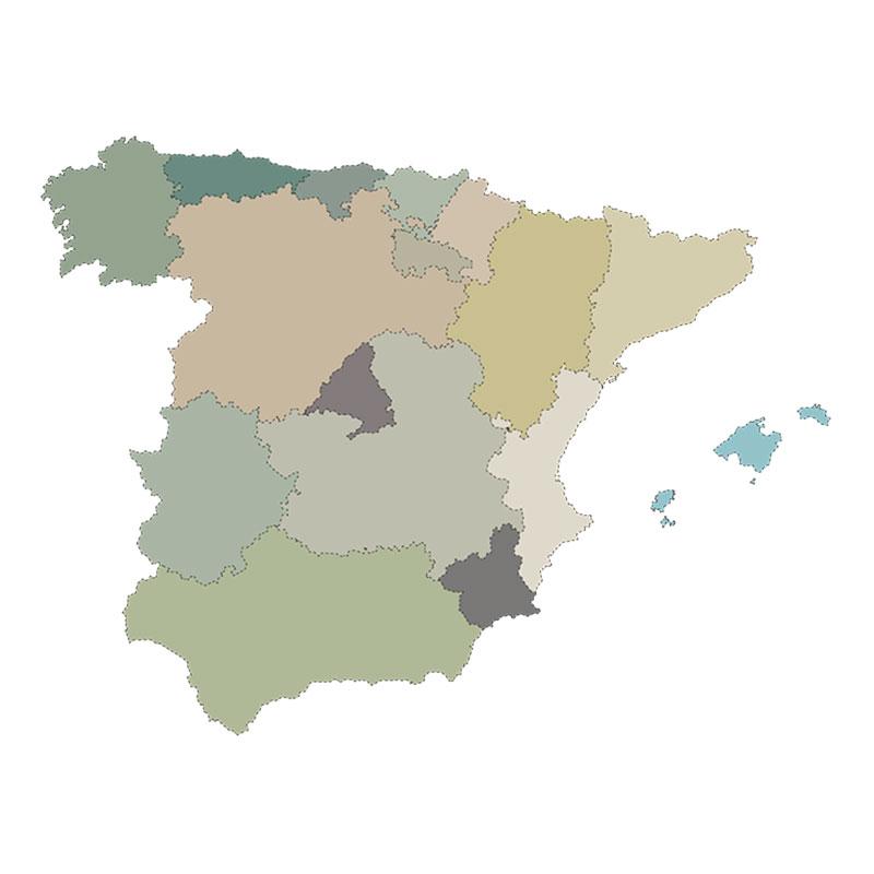 Los colores de España