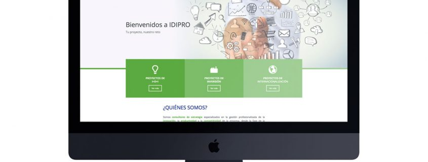 Web IDIPRO