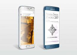Aplicación Móvil Semana Santa Zamora