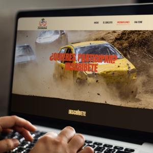Web Automóvil Club Zamora