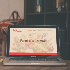 Web Ecomiendo