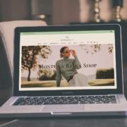 Web Monte la Reina Shop