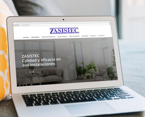 Web Zasistec
